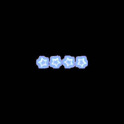 #blue #goth #pastel #kawaii #edgy #cute #stars #star #freetoedit