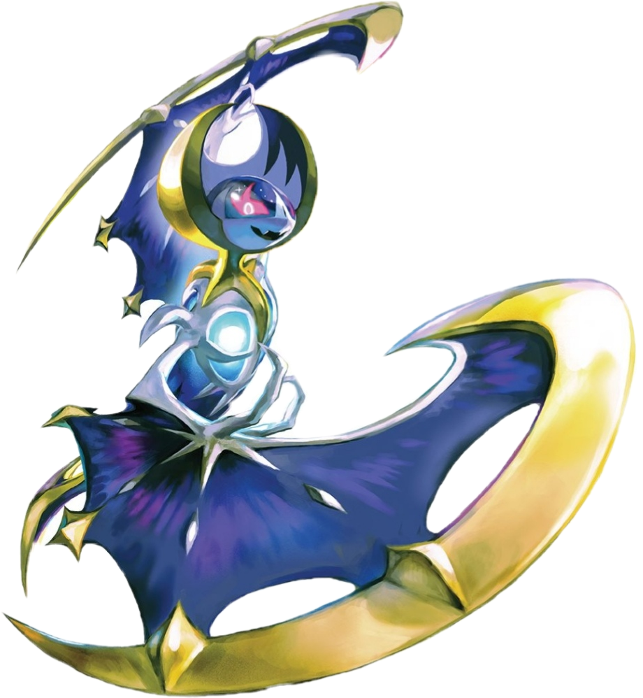 Pokémon Pokémonmond Pokémonsonne Lunala