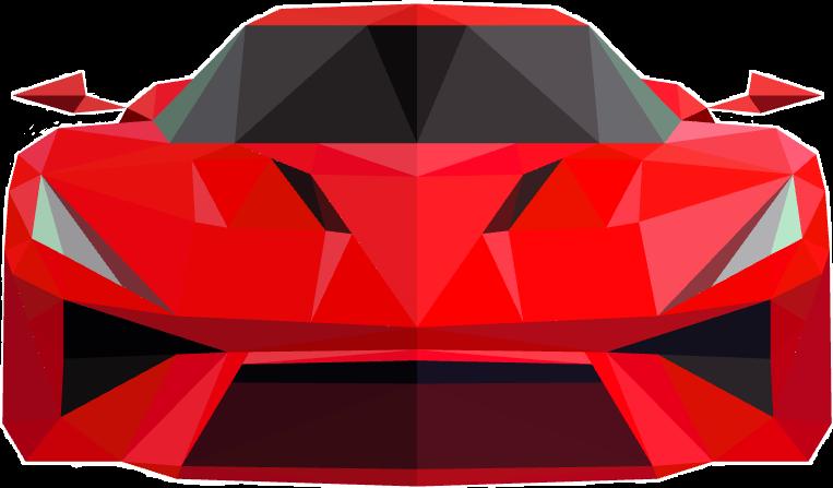 #car #car #sportscar #ferrari #redcar #geometry #geo #shapes #redsportscar #lambo #lamborghini #tesla #red #elonmusk #teslacar #teslaroadsterremix