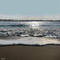 freetoedit morningsun atlanticocean assateagueisland myoriginalphoto