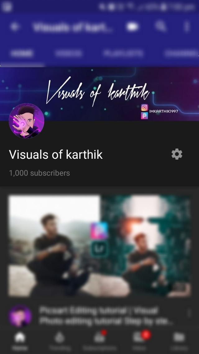 🎊1K Subscribers Complete on #YouTube 🎊 Hey all I just reached my 1k Subscribers on YouTube , i would like to thank all of you for helping made this possible , without all of you ..it would have been so difficult 😍😍😍 Love you all my @picsart Family  Thanks a lot everyone for your love and support  Please keep supporting  If you are new please Subscribe my YouTube channel link : https://www.youtube.com/channel/UCw51QAsyb3dDpSOl1HeP5LA Hit the bell icon and never missa video ❤❤❤❤🎉🎉🎊🎊🎊❤😍😍😘😘😘 #PicsArt #picsartedit  #youtuber #youtubechannel #youtuberedits #tutorial #edit #editstepbystep #Editing #photomanipulation #photoediting #lightroom #Snapseed #Art #artist #Photo #photooftheday #pic #picoftheday #Instagram #Sunday #weekend