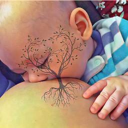 ectreeoflife treeoflife freetoedit normalizebreastfeeding breastfedbaby