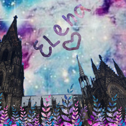 freetoedit köln galaxy colognecathedral cologne