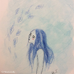 art drawing watercolour simple
