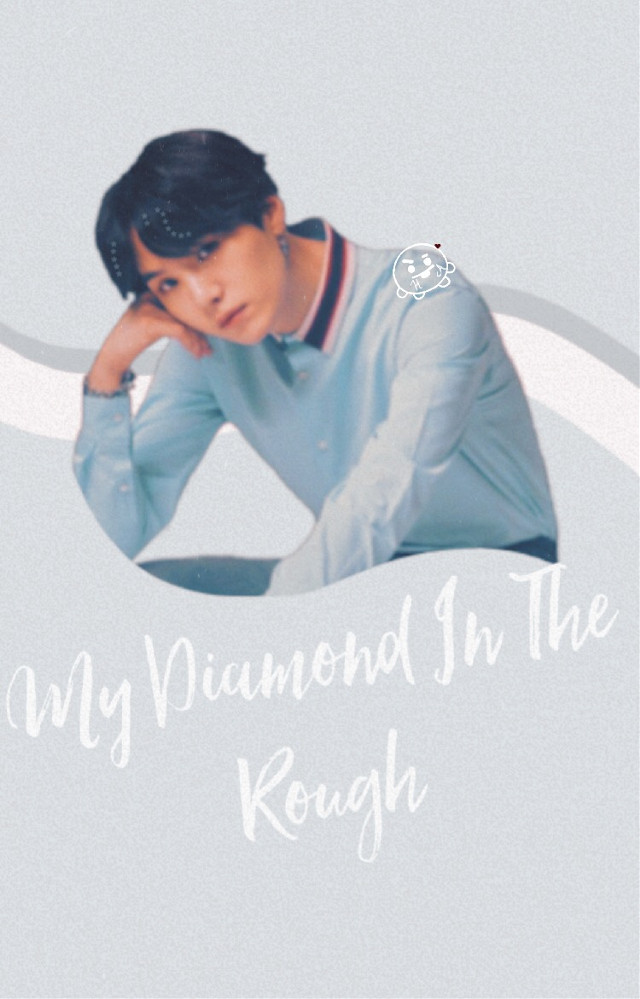 wattpad story cover for: @jimina_lapark hope you like it honey!!!!  [tags] #wattpad #suga #yoongi #min #agustd #minyoongi #diamond #grey #blue #ocean #lilmeowmeow