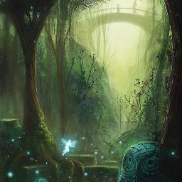 freetoedit magical background backgrounds darkandlight green
