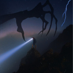 irclightbeam lightbeam freetoedit challenge spooky scary