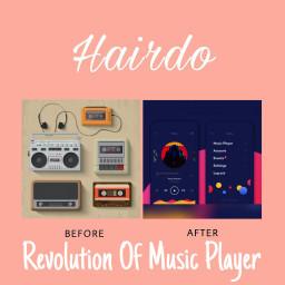 freetoedit cassette taperecorder musicplayer irchairdo