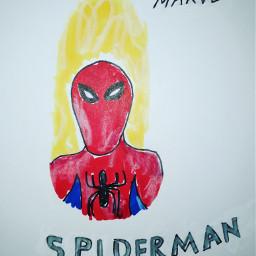 freetoedit spiderman spidey theamazingspiderman red