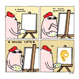 meme comic circlefinger freetoedit