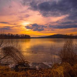 nature photography sunset