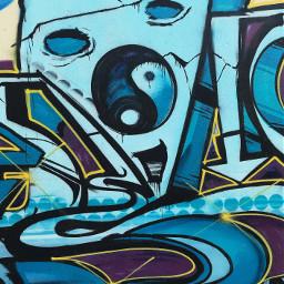 freetoedit abandonedplaces oldwall urbanart abstraction