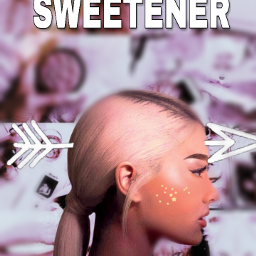 arianagrande sweetener aesthetic freetoedit