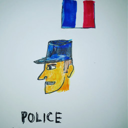 freetoedit police french cop cops