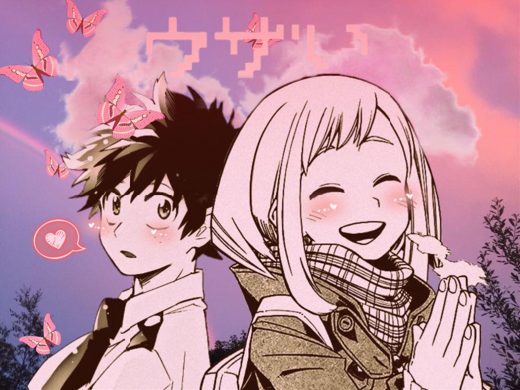 aesthetic wallpapers anime mha