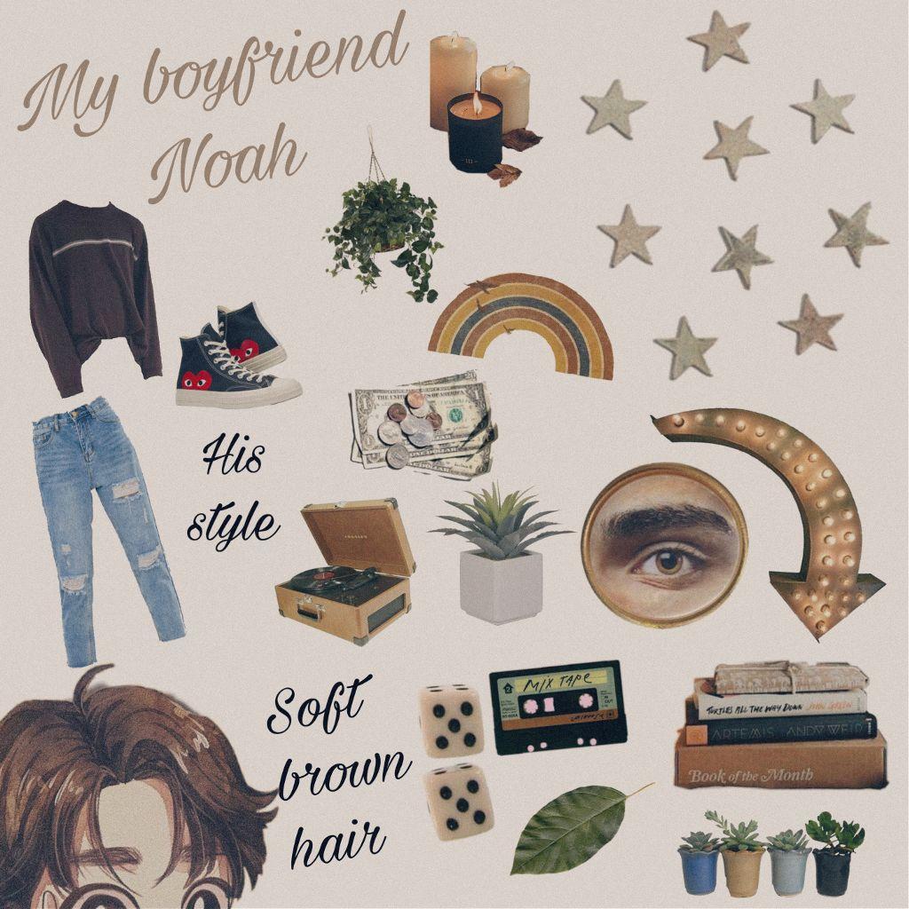 Meet my boyfriend! #nichememe #moodboard #boyfriend #aesthetic