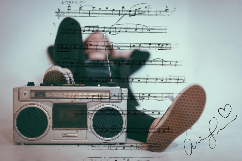 #freetoedit #ilovemusic#notes#justme