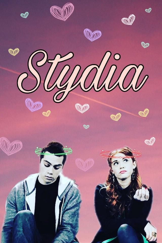 #freetoedit #teenwolf #lydia #stiles #stydia