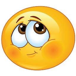 freetoedit shyemoji cute shy emoji