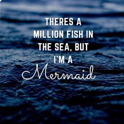 mermaid ocean oneofakind