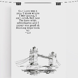 poem poetry lost love maps
