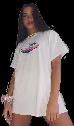 hannahmeloche darling merch scrunchie pink freetoedit