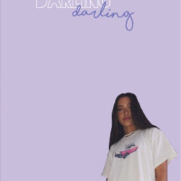 lockscreen hannahmeloche purple darling merch freetoedit
