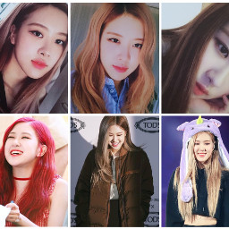 rose chaeyoungblackpink happybirthdayrose