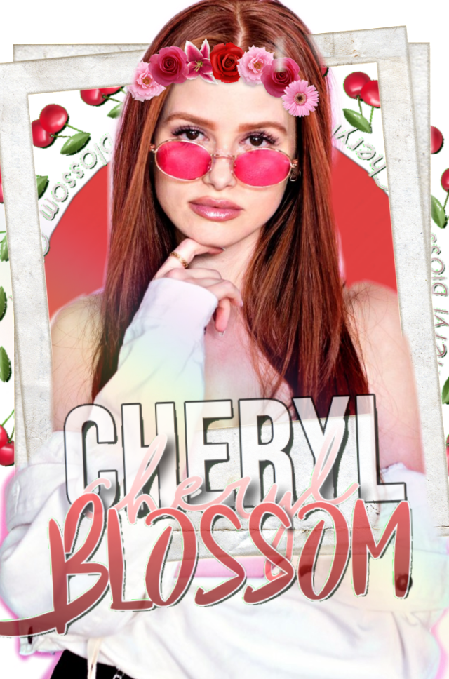 #freetoedit #cherylblossom #choni #riverdale #amino