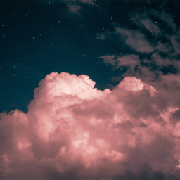 pink cloud nature background backgrounds freetoedit