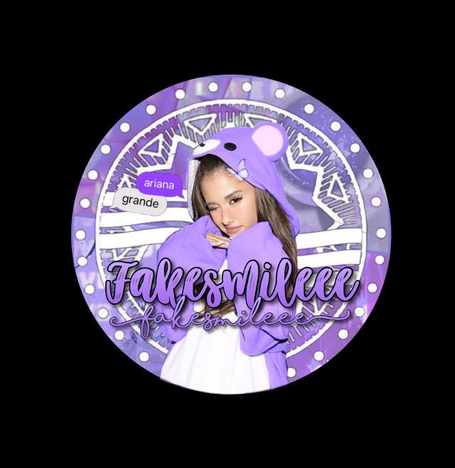 Ariana grande icon~ entry for @fakesmileee contest, hope u like it!! #fakesmileeepfp  #icon #arianagrande #purple #fakesmile #entry