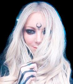 #mariabrink #itm #inthismoment #ritual #moon #goddess #freetoedit