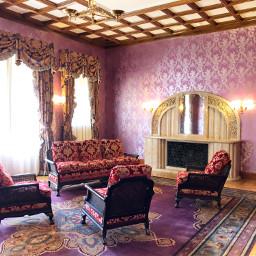 pcpink pink room mansion manor