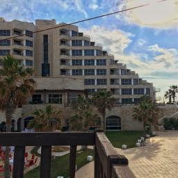 gaza palestine hotel resturant event