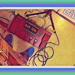 guitarfx effects gt100 boss guitarist