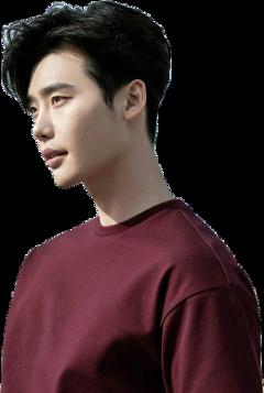 leejongsuk actor red hot drooling