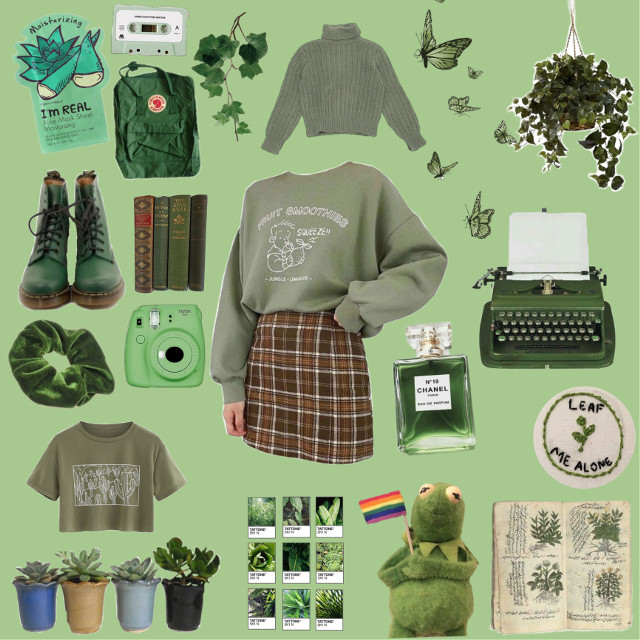 Green Aesthetic   #vintage #aesthetic #green #gray #tumblr #aesthetictumblr #interesting #freetoedit