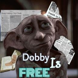 freetoedit dobby dobbyisfree dobbyisafreeelf harrypotter