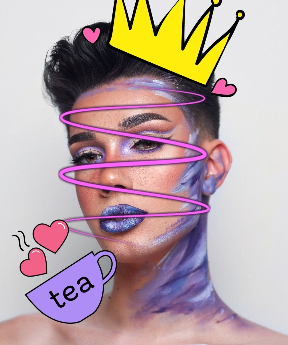 Sister James better spill the tea