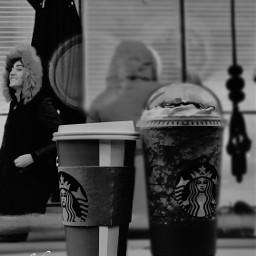 freetoedit bnw bnw_life coffee coffeecup pcaperfectdate