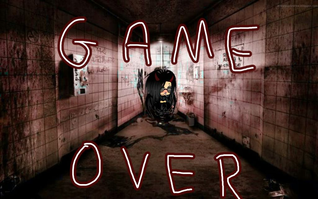 #gameover  #freetoedit