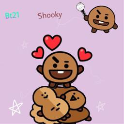 bt21 shooky bts freetoedit