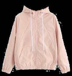 jacket pink raincoat windbreaker pngs