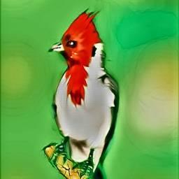 bird cardinal savage picsarteffects fullcolor