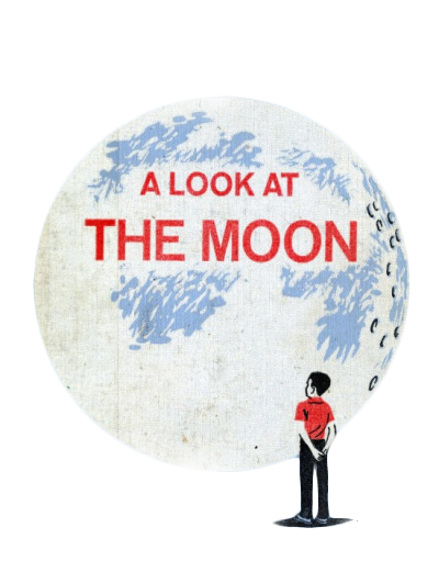 #moon #lookatthemoon #aesthetic #tumblr #useit #quotes #boy
