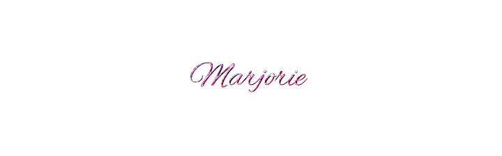 #marjorie