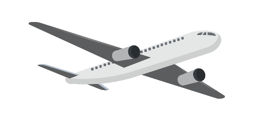 airplane airport travel tiktokstickers freetoedit