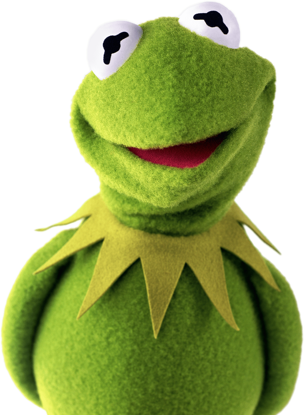Kermit the Frog #green #sclizard #lizard #freetoedit