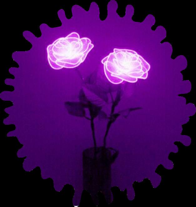 #flowers  #purple #background  #aesthetic  #aestheticbackground  #neon #freetoedit