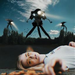 freetoedit edit picsart madewithpicsart alien